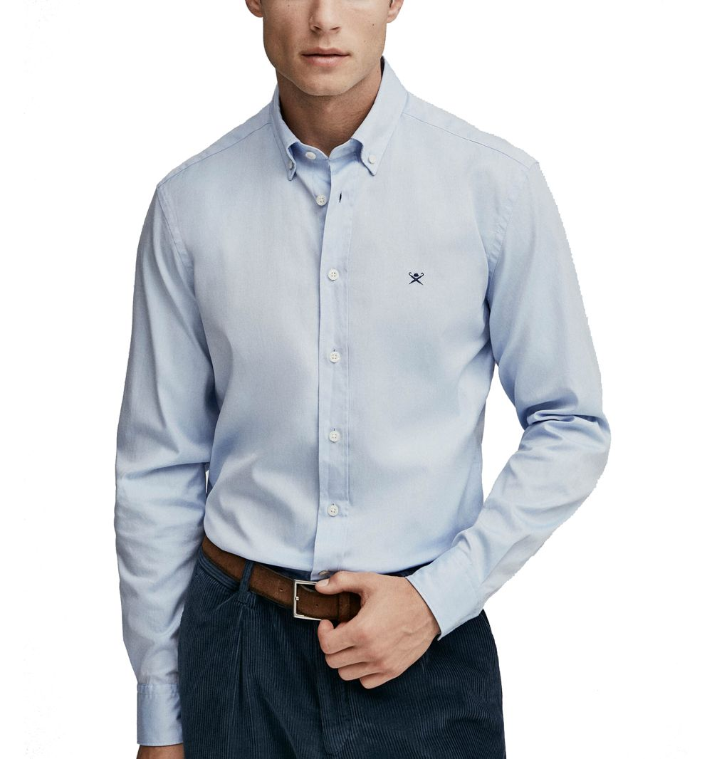 Camisa Hackett CONTINUITY WSH/OXFORD